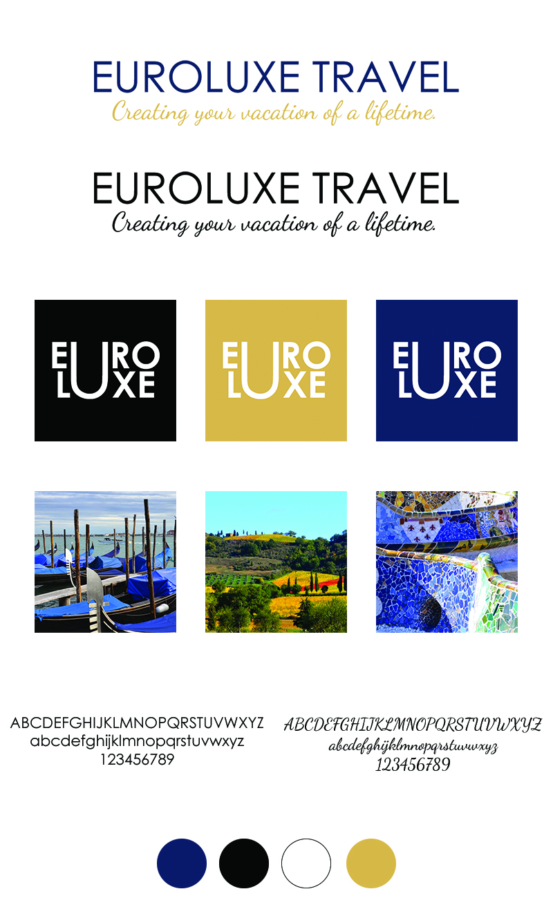 euroluxe travel branding