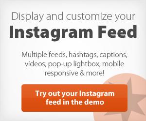 Smash Balloon Instagram Feed Pro