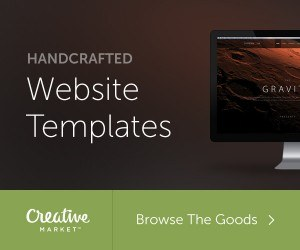 Genesis WordPress child themes on Creative Market