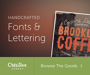 Creative Market Fonts - Carrie Loves Resources