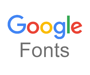 Google Fonts - Carrie Loves Resources
