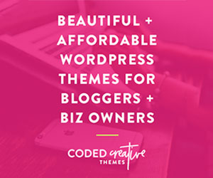 Coded Creative WordPress Themes